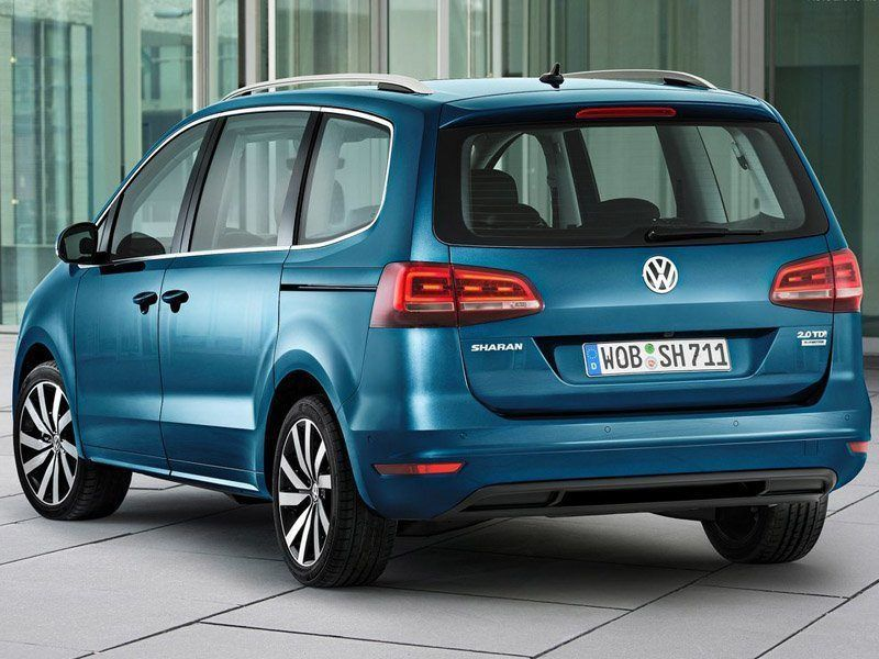 The Best Volkswagen Sharan Exterior Volkswagen Vw Sharan Suv Cars
