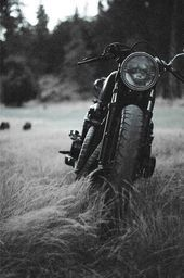 Why ride a motorcycle Riding is something most people dont have to do but