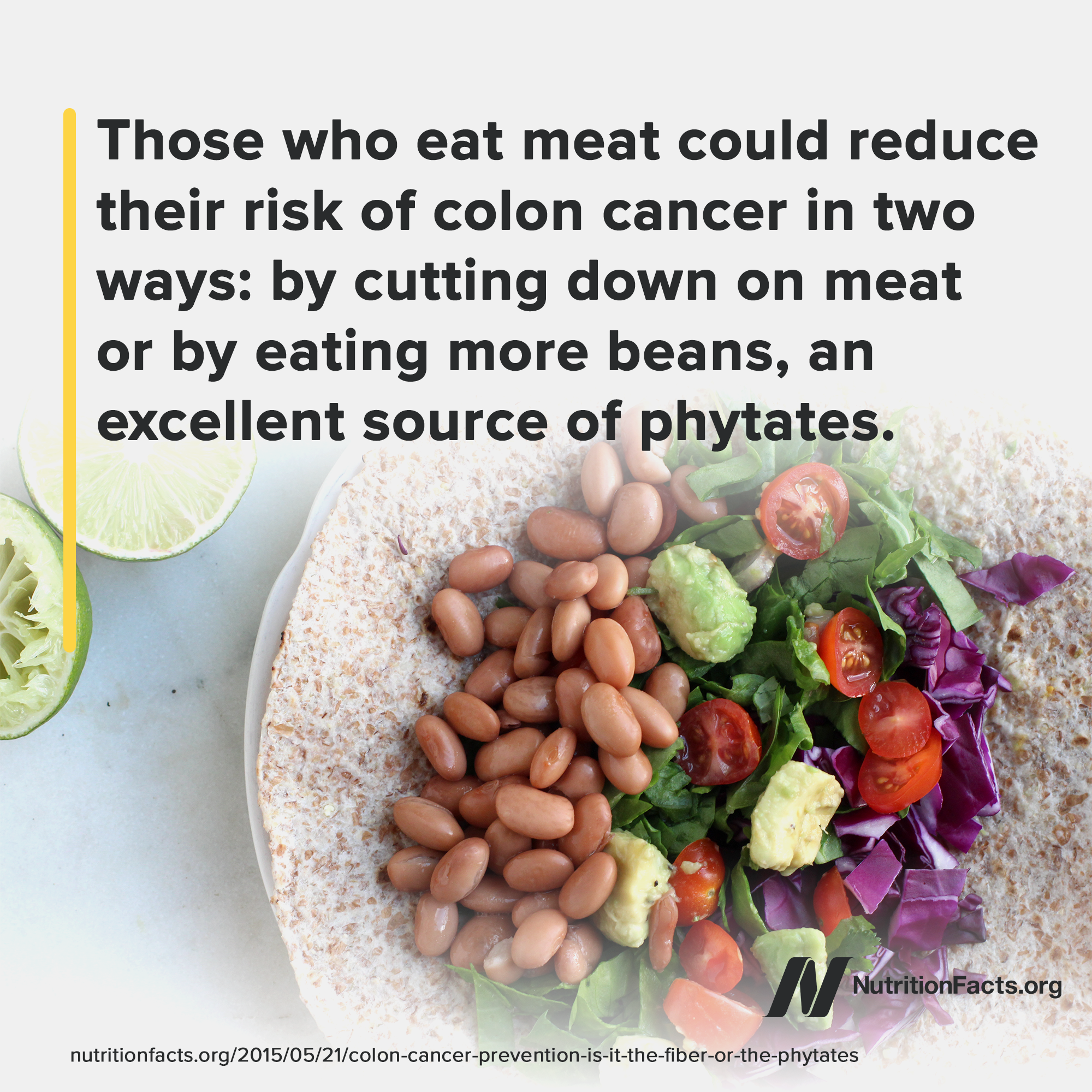 Colon Cancer Prevention: Is It The Fiber Or The Phytates