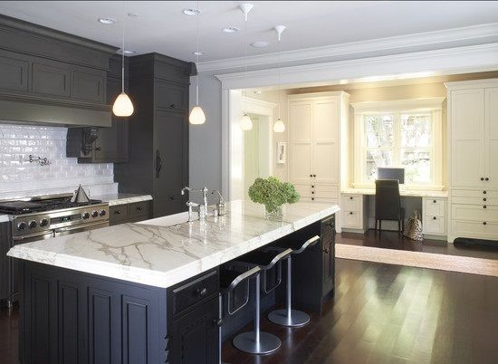 light walls ideas and also dark cafe seats motivating concepts display stunning fashionable kitchen area that has darkwood cabinetry and als