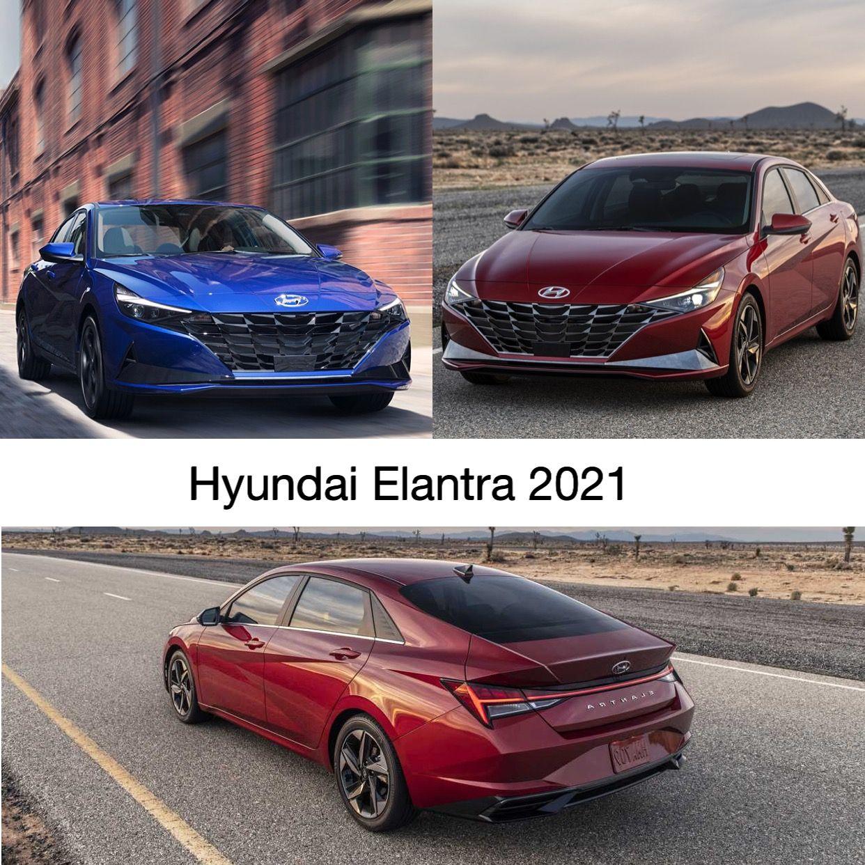 Hyundai Elantra 2021 In 2020 Hyundai Hyundai Elantra Elantra