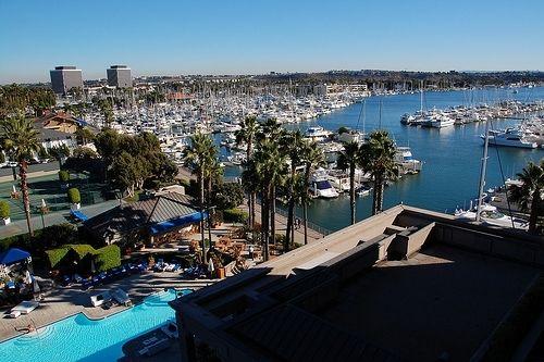 The Ritz Carlton Marina Del Rey Hotels Near Los Angeles Ca