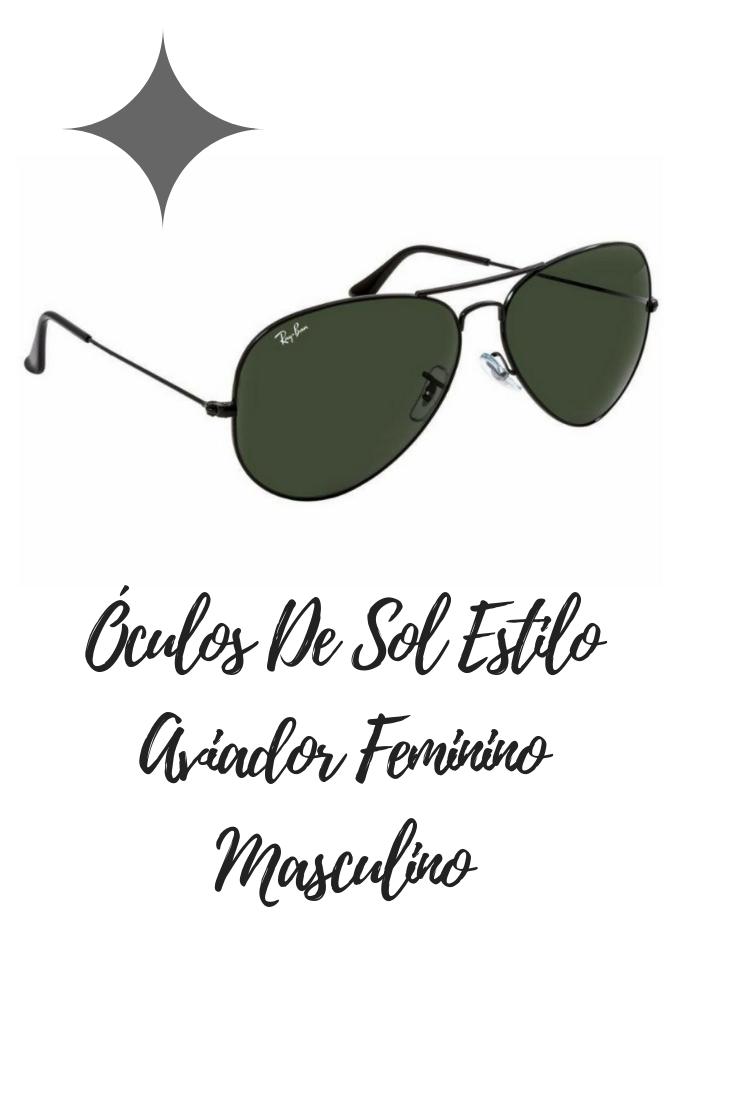 a6a612b265f1c Óculos De Sol Hexagonal Masculino Feminino Original Promoção ...
