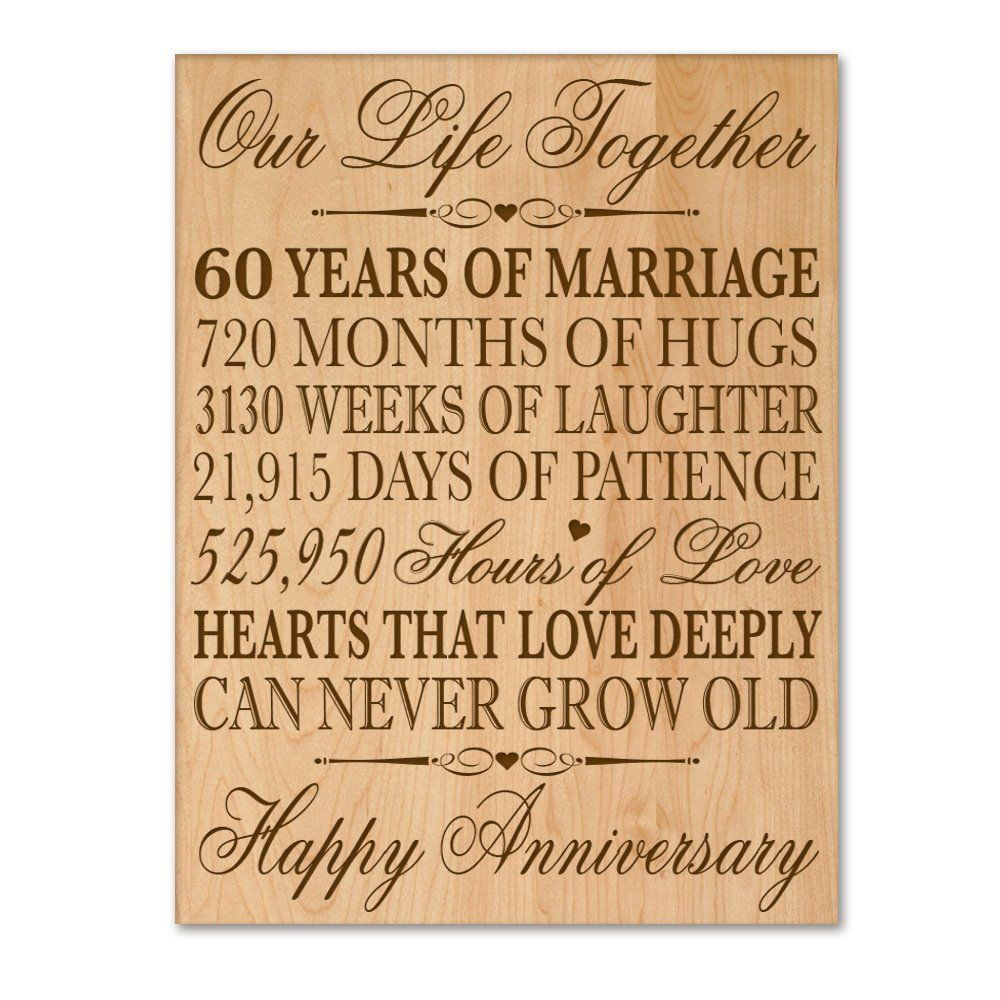 5 year wedding anniversary decorations november 2018 th Wedding Anniversary Wall Plaque Gifts for Couple th