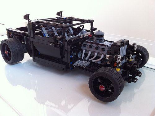 RodBranson's LegoTechnicRacers Technic Hot Technic Lego Hot RodBranson's Lego H2WI9DE