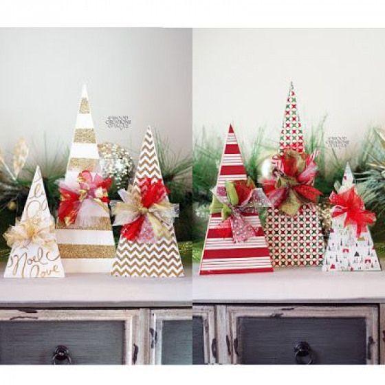 Christmas Tree Trio: Christmas Tree Trio …
