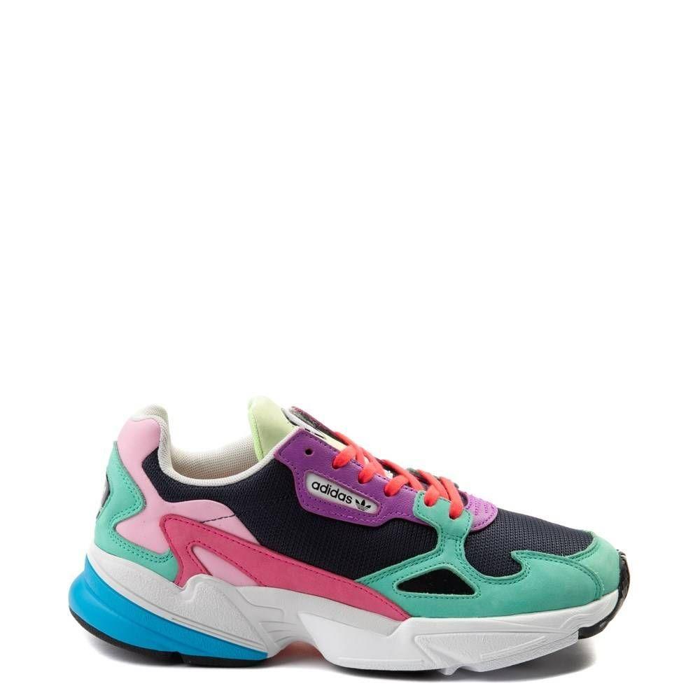 Womens adidas Falcon Athletic Shoe | Journeys | Adidas women ...