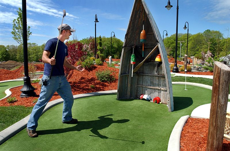 How To Start A Miniature Golf Business And Miniatures