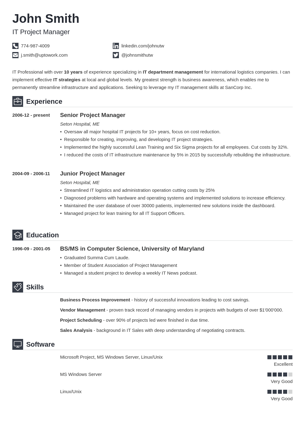 20 Resume Templates Download Create Your Resume In 5 Minutes Resume Template Professional Job Resume Template Best Resume Template