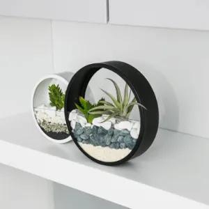 Zestaw Doniczek Sciennych Circle Planter Rozmiar S M M Leaflo Design Planters Design Circle