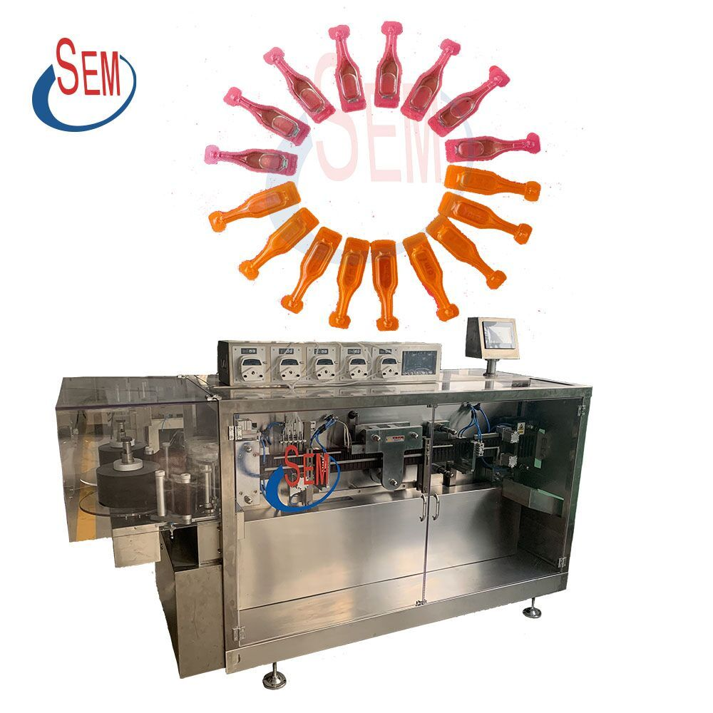 Automatic Bfs Liquid Packing Machine Automatic Perfume Packing Machine Automatic Cosmetic Packing Machine Automatic In 2020 Packing Machine Packing Graphic Card