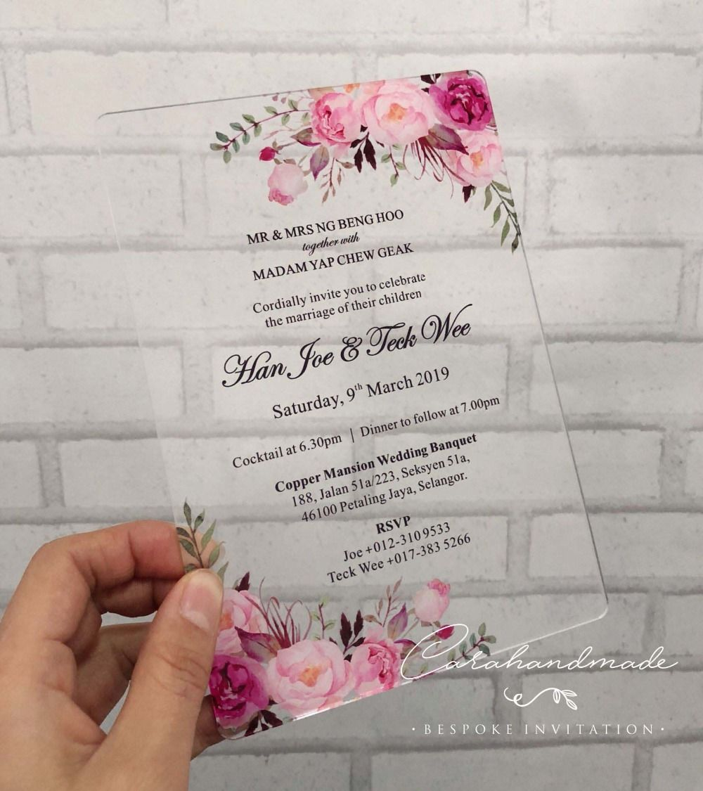 Find More Cards & Invitations Information about CA0967 Floral ...