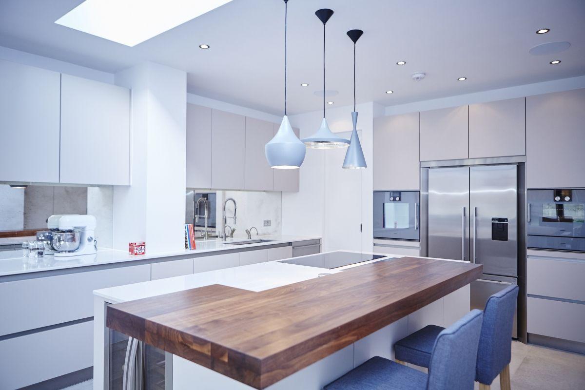 conley&co - london- kitchen extension,bespoke kitchen. danecroft