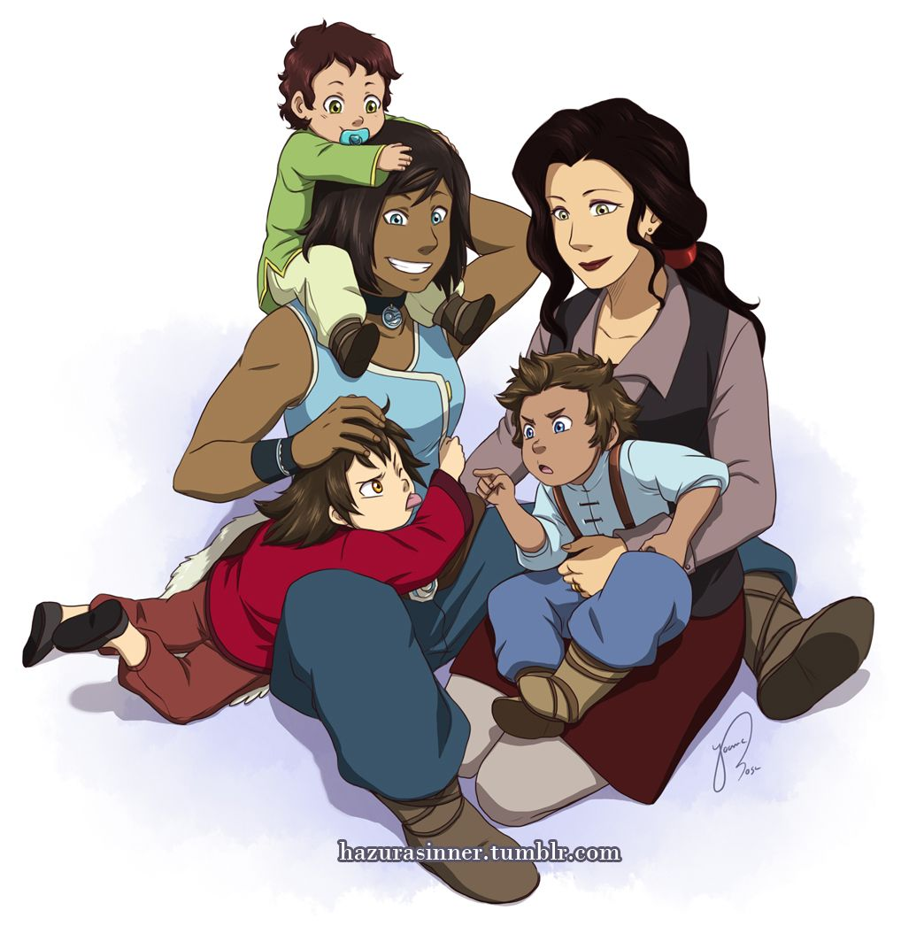 Hazurasinner: In My Head Canon They First Intended To Adopt One Child, But  Ended