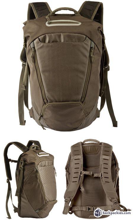 Men Concealed Backpacks Carry