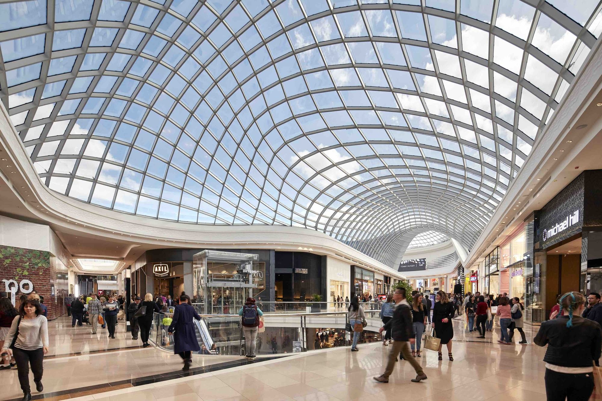 Chadstone Shopping Centre / CallisonRTKL + The Buchan Group | ArchDaily