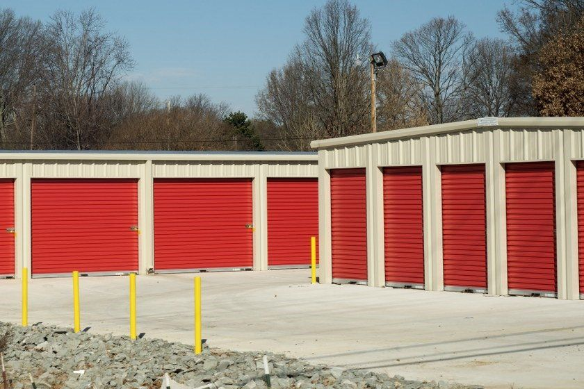 How safe are self storage units with images self