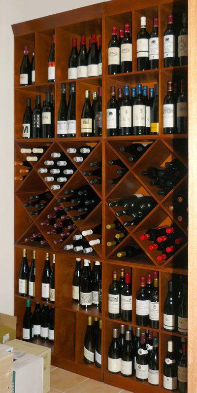 Casiers Pour Bouteilles Casier Vin Cave A Vin Rangement Du Vin Amenagement Cave Casier Bois Meu Casier A Bouteille Casier Bois