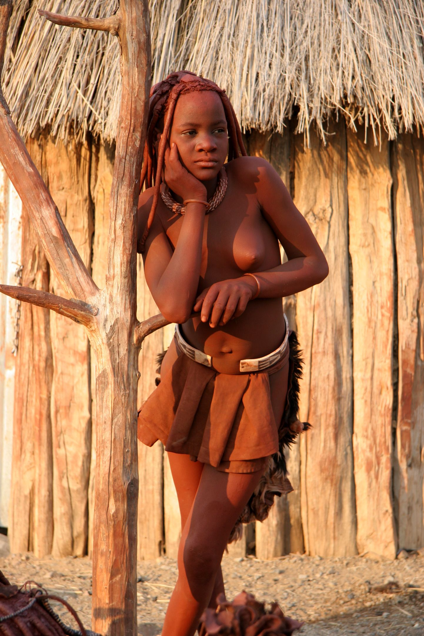 Naked girl with tribesmen, wife sex dreams