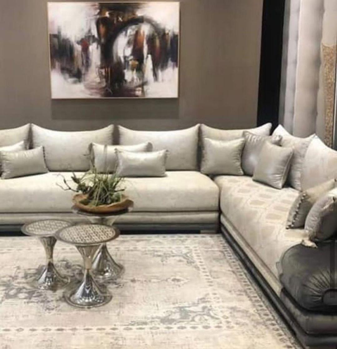 Idee Deco Salon Design idée#deco#salon#marocain#inspiration#moderne#décoration