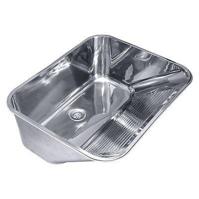 Waschbecken Waschküche Edelstahl details zu zelvo ausgussbecken spülbecken waschbecken edelstahl