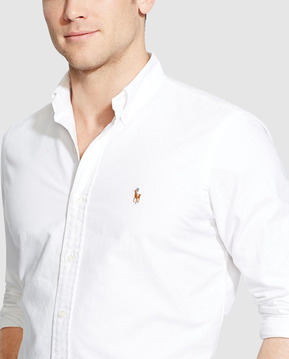 aeb68cb2c18fca Camisa Regular de hombre Polo Ralph Lauren · Polo Ralph Lauren · Moda · El  Corte Inglés