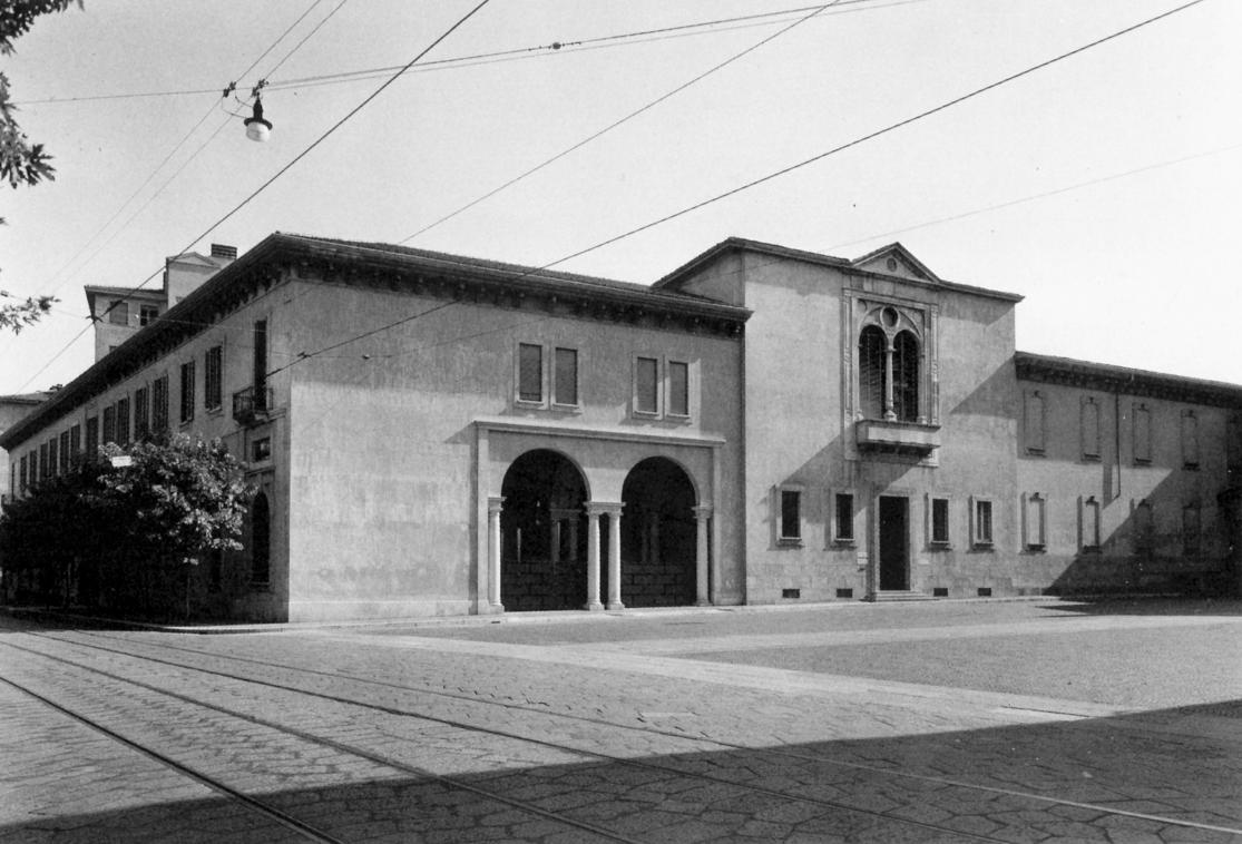 Piero Portaluppi Museo Nazionale Della Scienza E Tecnologia