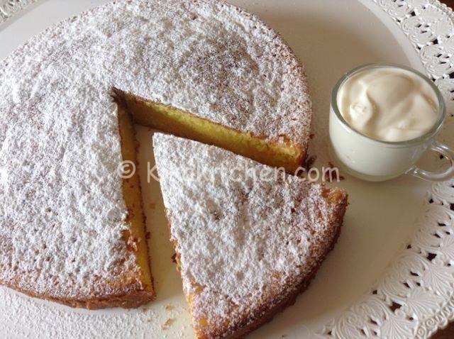 Photo of Torta allo yogurt soffice e morbida. Ricetta con o senza burro  