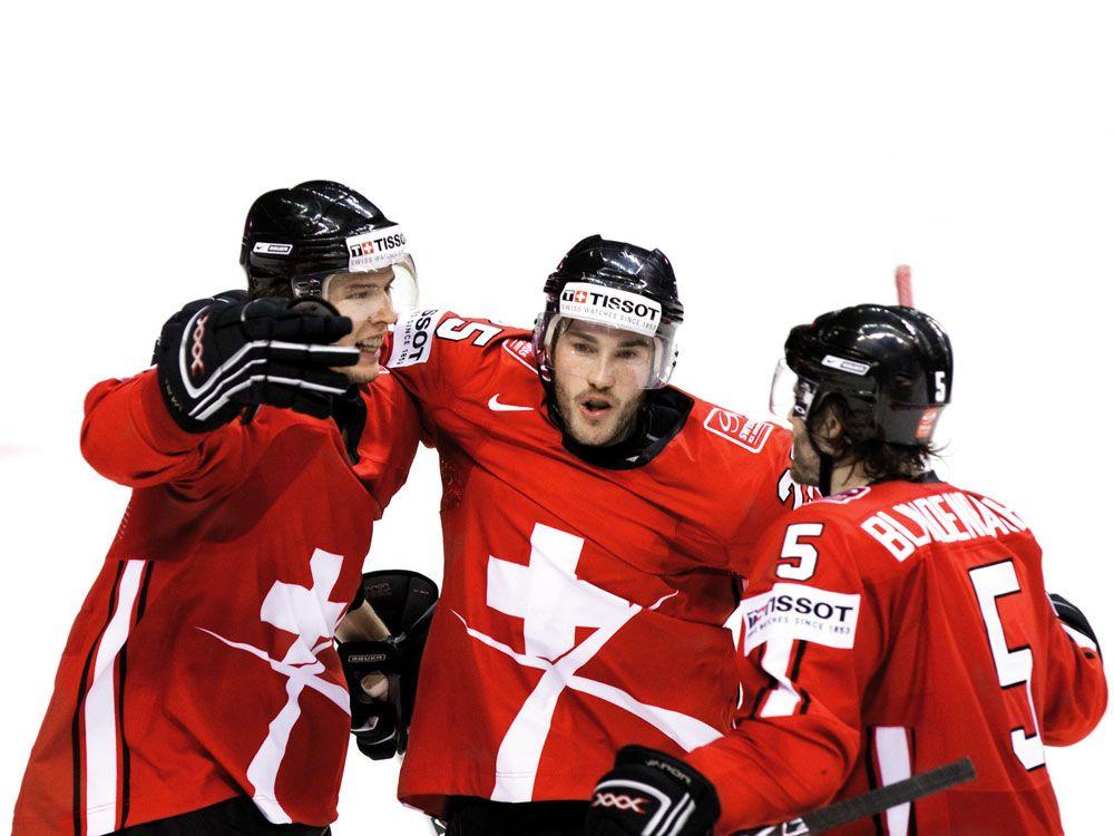 59827292b Jersey design for Swiss Ice Hockey s national team.
