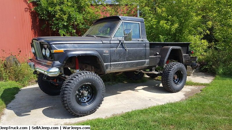 Jeep Trucks For Sale And Jeep Truck Parts 1979 Jeep J10 Rat