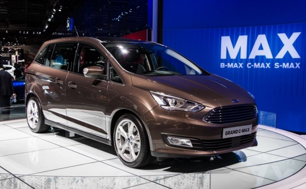 Ford Estimates 47 Mpg City Rating For C Max Hybrid Ford C Max Hybrid Car Ford Hybrid Car