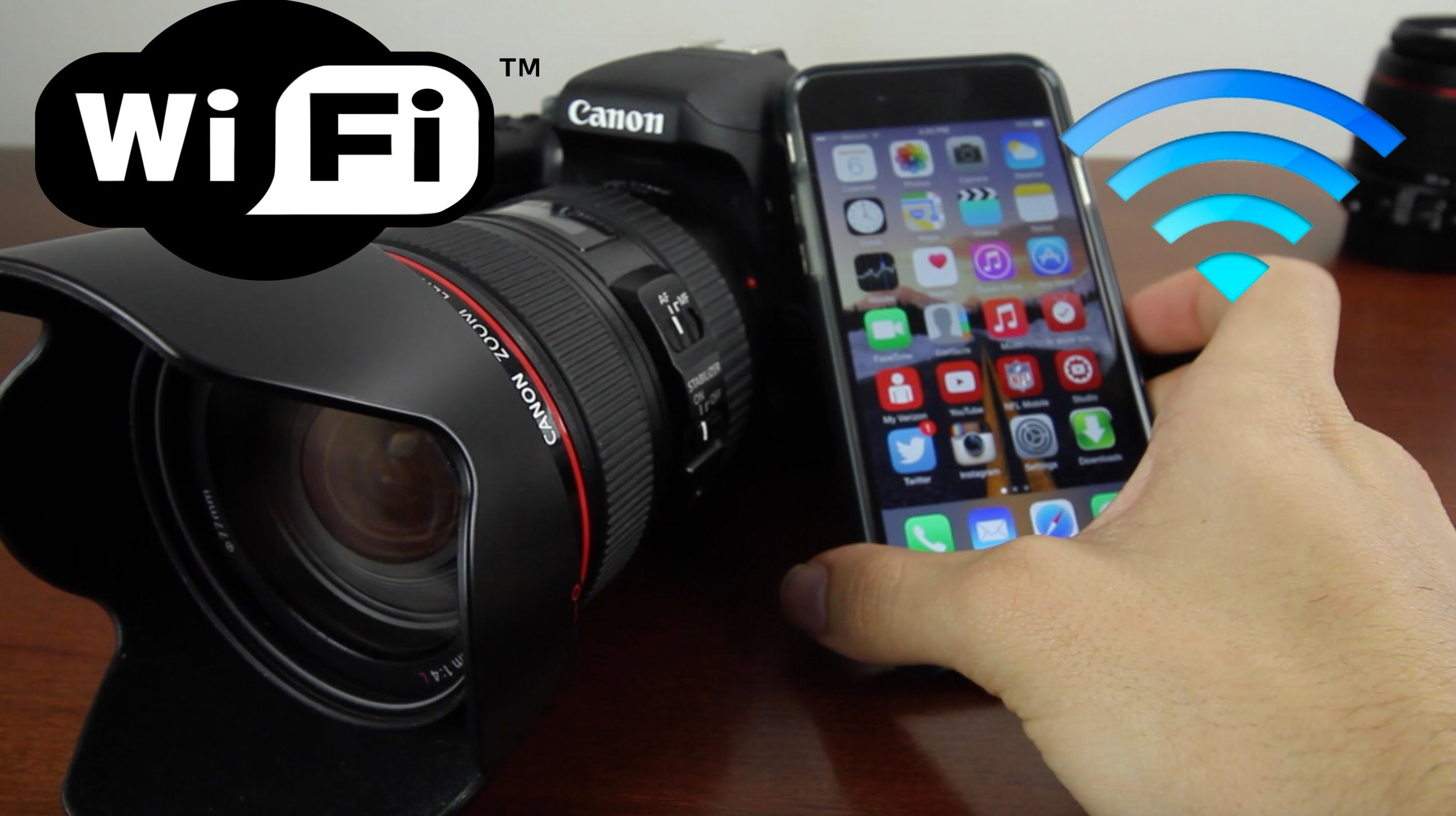 Canon T6i T6s Wifi Setup Camera Photography Canon Camera Dslr Photography