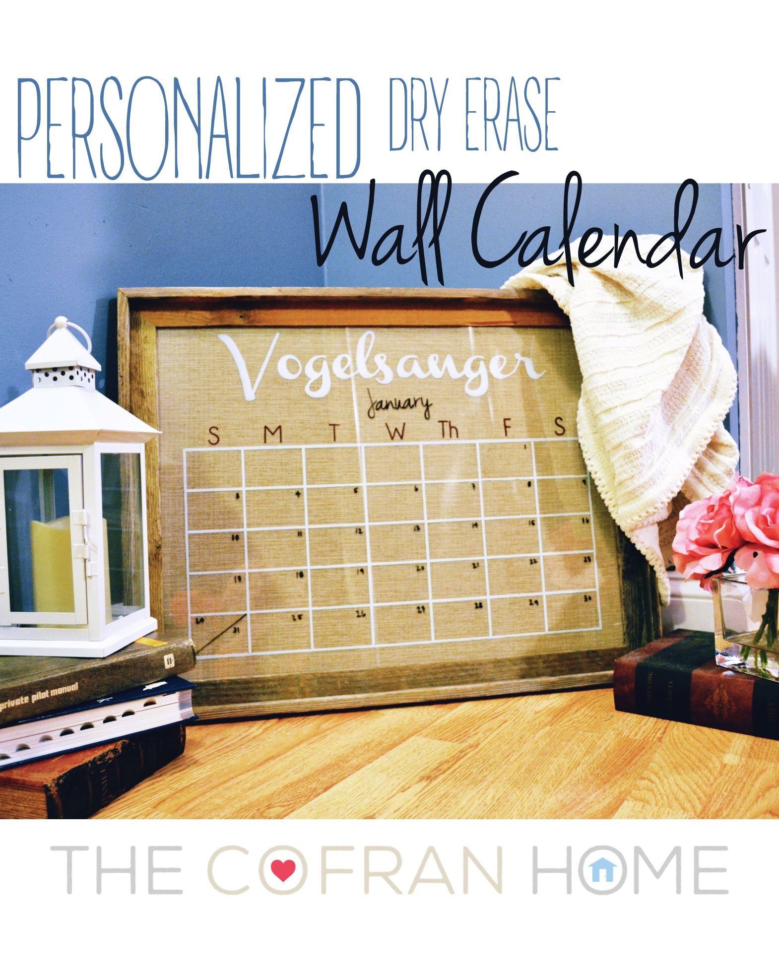 Amazing Decorative Wall Calendars Dry Erase Component - Wall Art ...