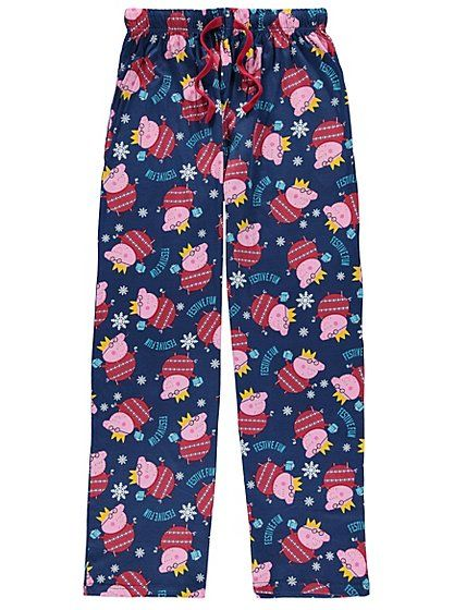 Pin by Carol Mouland on pyjamas | Pinterest | Peppa pig daddy pig,  Christmas pajamas and Nightwear online