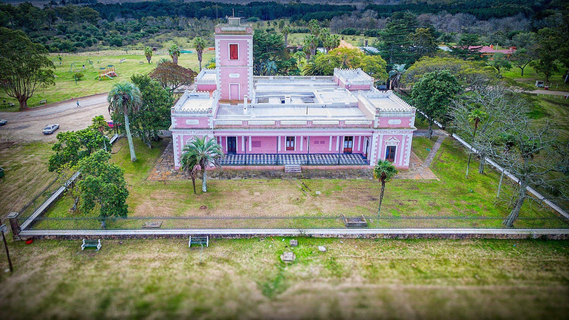 Mansion Máximo Tajes - Los Cerrillos - Uruguay 2016