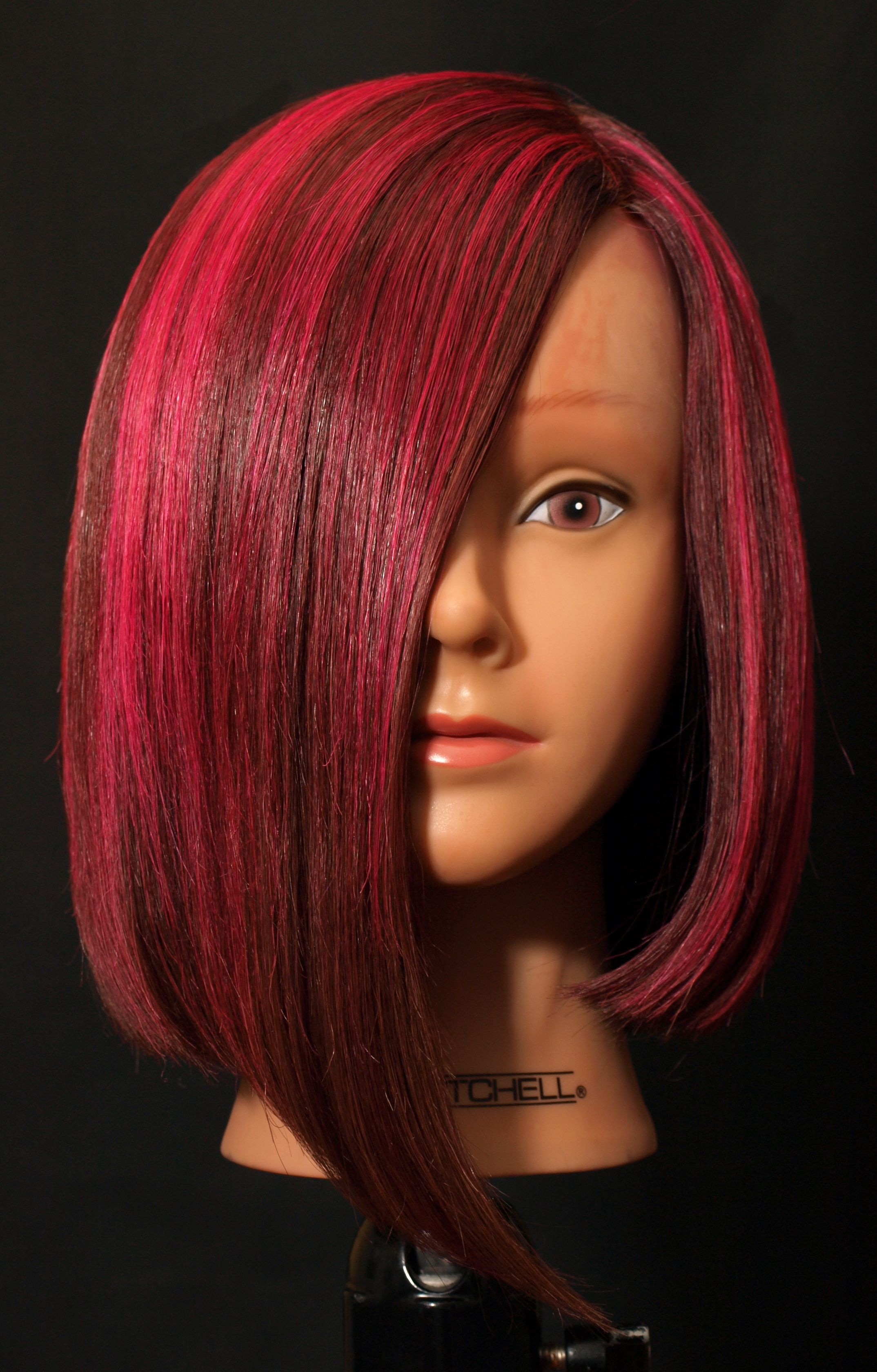 Cut Square One Length Color Paul Mitchell The Color 5rv