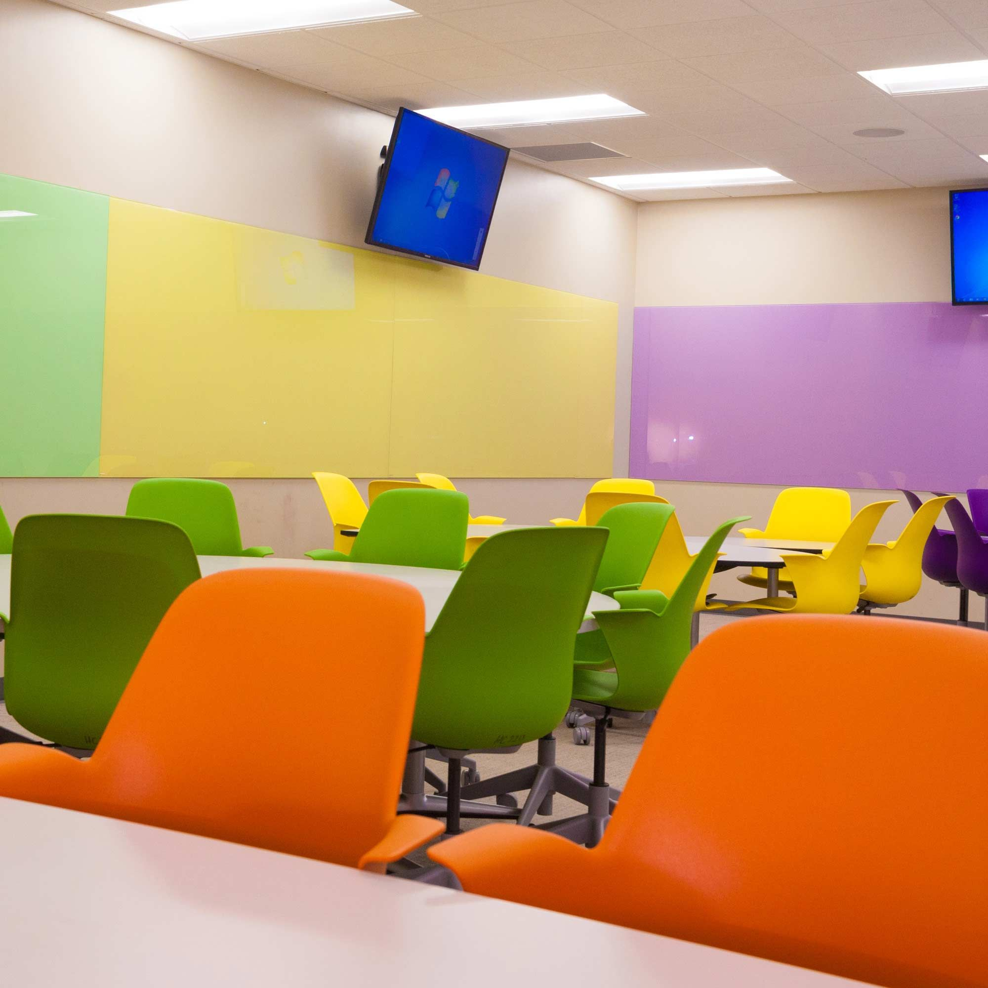 Education Glass - Whiteboards And Dry