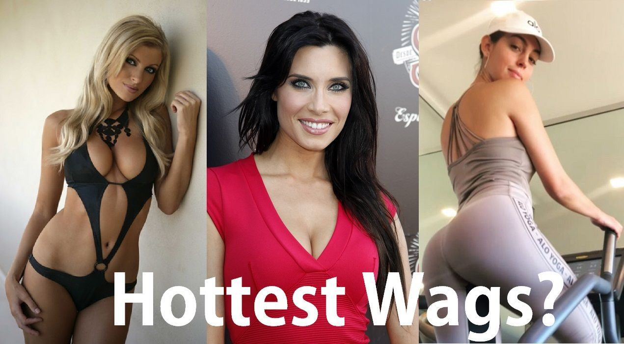 2019 Hottest Wags Football Players Wife Girlfriends Hottest Wags Players Wives Football Wags