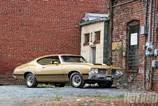 This 1970 Oldsmobile Cutlass W-31 | Cars & Trucks