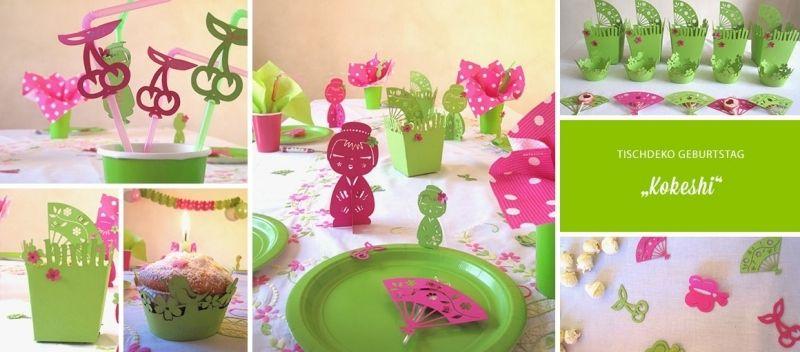 27 Schon Tischdekoration Fruhling Geburtstag Deko Pinterest