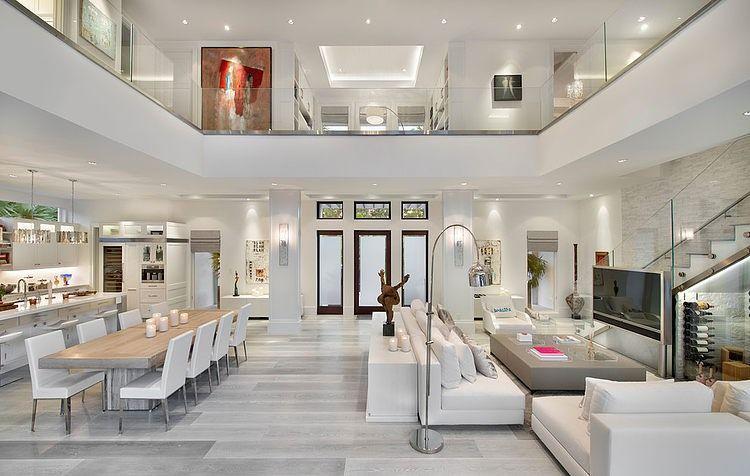Coastal Home by MHK Architecture Interiors Pinterest Casas - Plan Architecture Maison 100m2