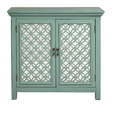Bloomsbury Market Wiesner 2 Door Accent Cabinet Color Green Accent Doors Accent Cabinet Furniture
