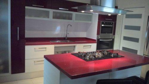 Cubiertas granito cuarzo y m rmol para cocinas lavabos for Lavabos de marmol y granito