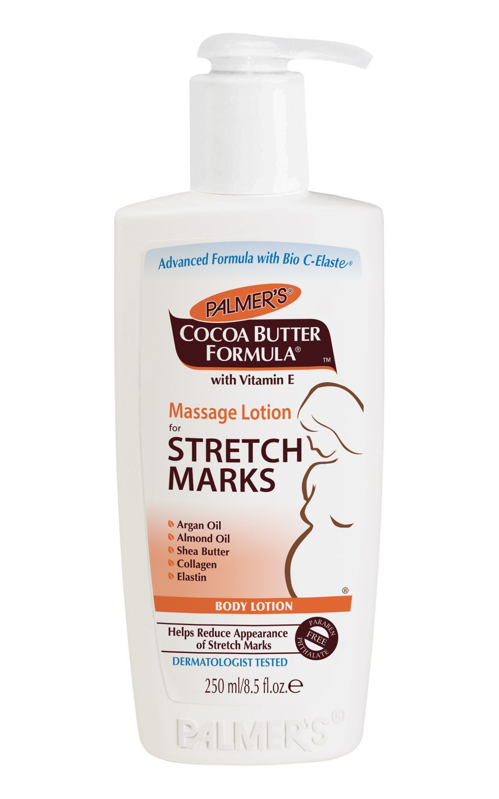 Do Stretch Mark Products Actually Work Lotion For Stretch Marks Treat Stretch Marks Palmers Cocoa Butter Formula