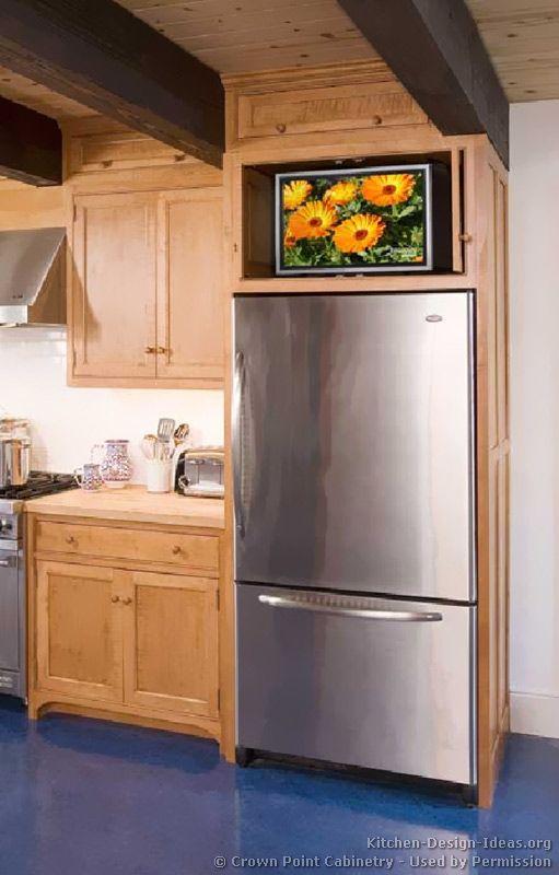 Elegant Over Refrigerator Cabinet Dimensions