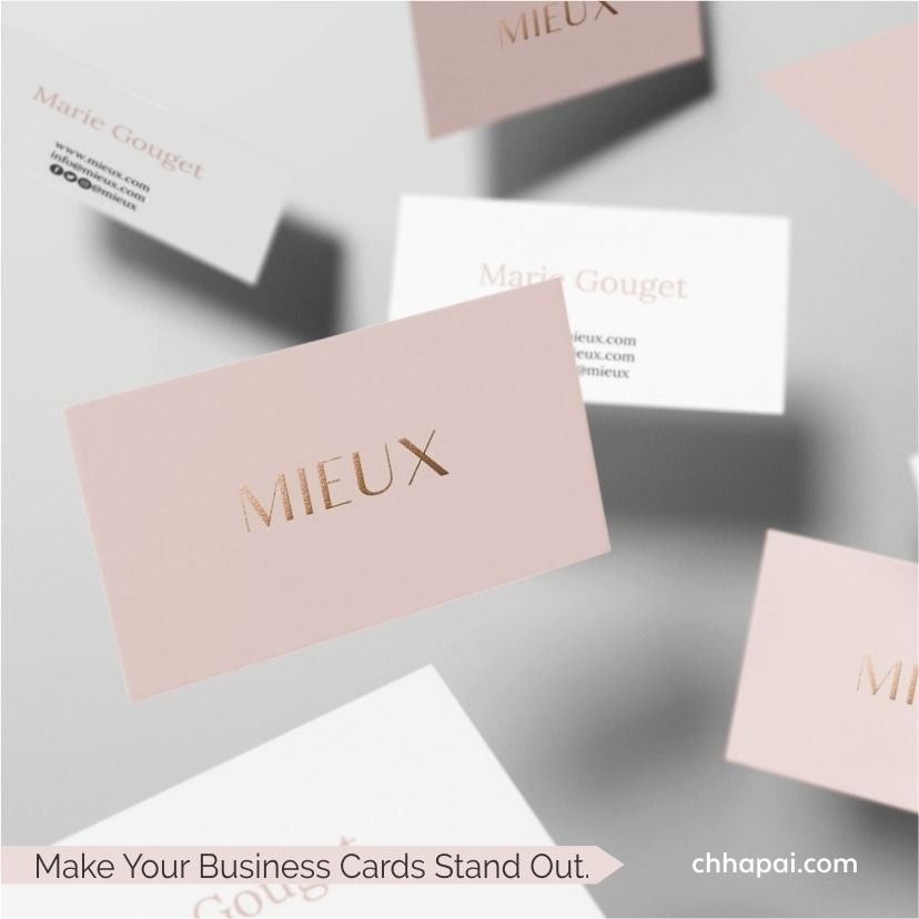 Small Card Big Noise Make A Business Card With A Big Impact Uncoated Business Cards Business Card Texture Small Cards