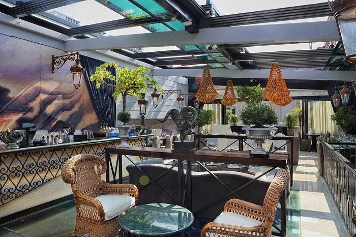 20 of the worlds best restaurant and bar interior designs