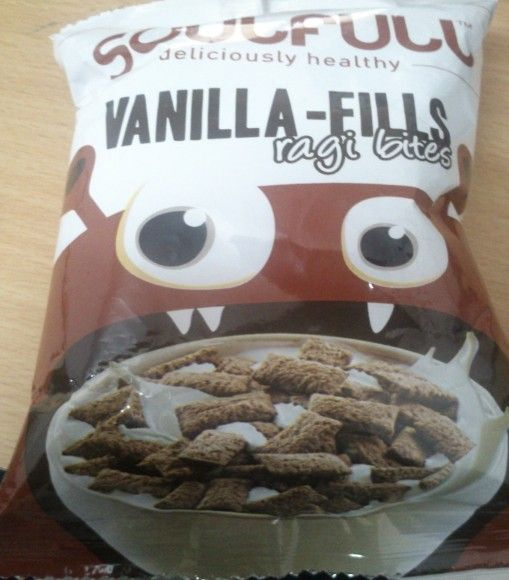 Soul Full Vanilla Fills Ragi Bites Review