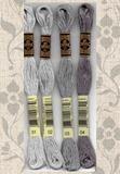 DMC embroidery floss - 01 - 35 #embroideryfloss