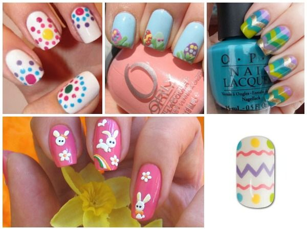 BEAUTY | 23 Easter Nail Art Designs easter-nail-art-designs6666 – Pink - BEAUTY 23 Easter Nail Art Designs Easter-nail-art-designs6666
